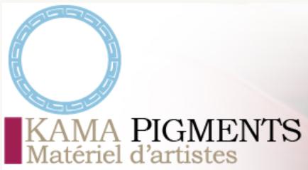 Kama Pigments - Matériel d'artistes