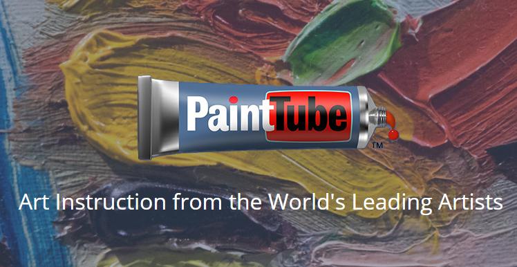 Paint Tube Tv